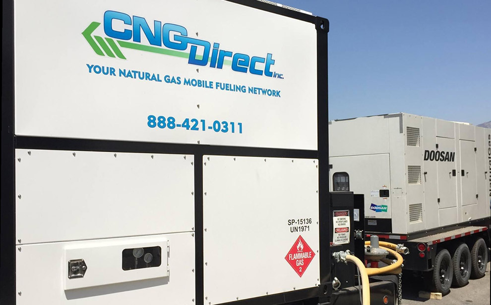 CNG Direct Case Study
