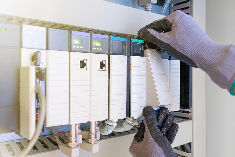 Western States Controls - DCS PLC Configuration